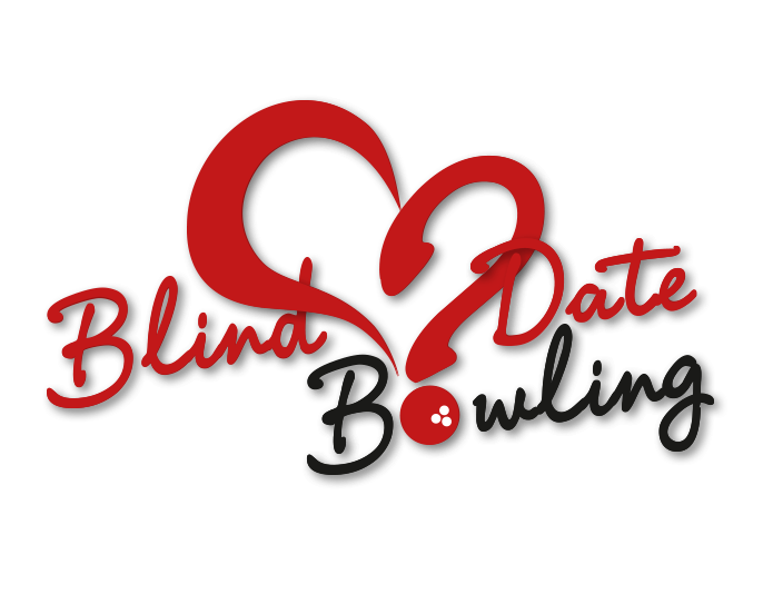 logo blind date bowling